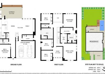 1 burt floorplan