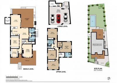 22 Barradine St Greenslopes floorplan.1