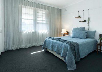 6 Bedford, Georgetown bed
