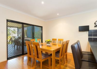 76 Turner St Scarborough dining
